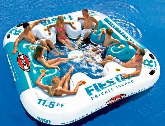 Top 10 meilleur gonflable flottant island 2014 - Ile flottante gonflable ...
