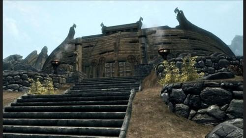 Skyrim: loup-garou et vampire - afin de gérer la transformation
