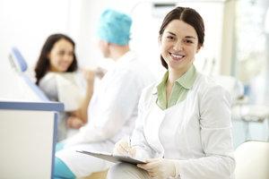 Application comme assistante dentaire - de sorte que vous arrivez à votre destination