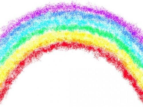 Voici une façon d'avoir toujours un Rainbow In Your Life