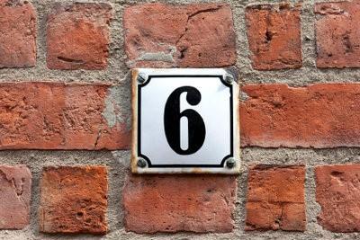 Trouver les numéros de maison - si vous comprenez le système