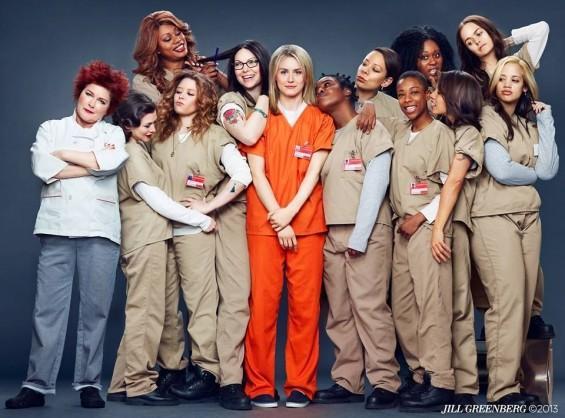 Orange est le nouveau noir Saison 2 Premiere et Cast Nouvelles: Production Wraps, Schilling sur Chelsea Handler