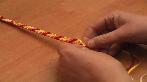 Faire l'amitié se bracelets