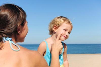 Identifier la durabilité de la lotion de bronzage - comment cela fonctionne: