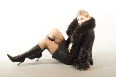 Combinez jupes en hiver bien - si ça va marcher