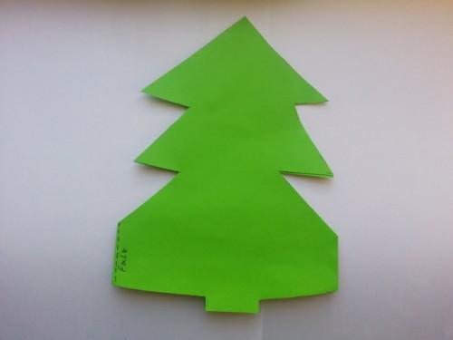 Faire des cartes de Noël avec les enfants