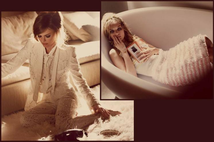 Kate Bosworth souffre Vs.  Magazine