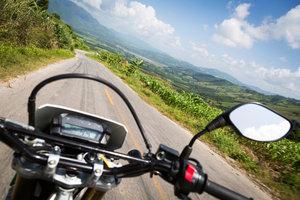 Moto frein purge - étape par étape