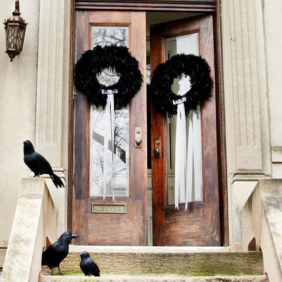 10 Couronnes Halloween bricolage