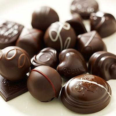 Fantastiques Halloween Treats à faire à Godiva Chocolate