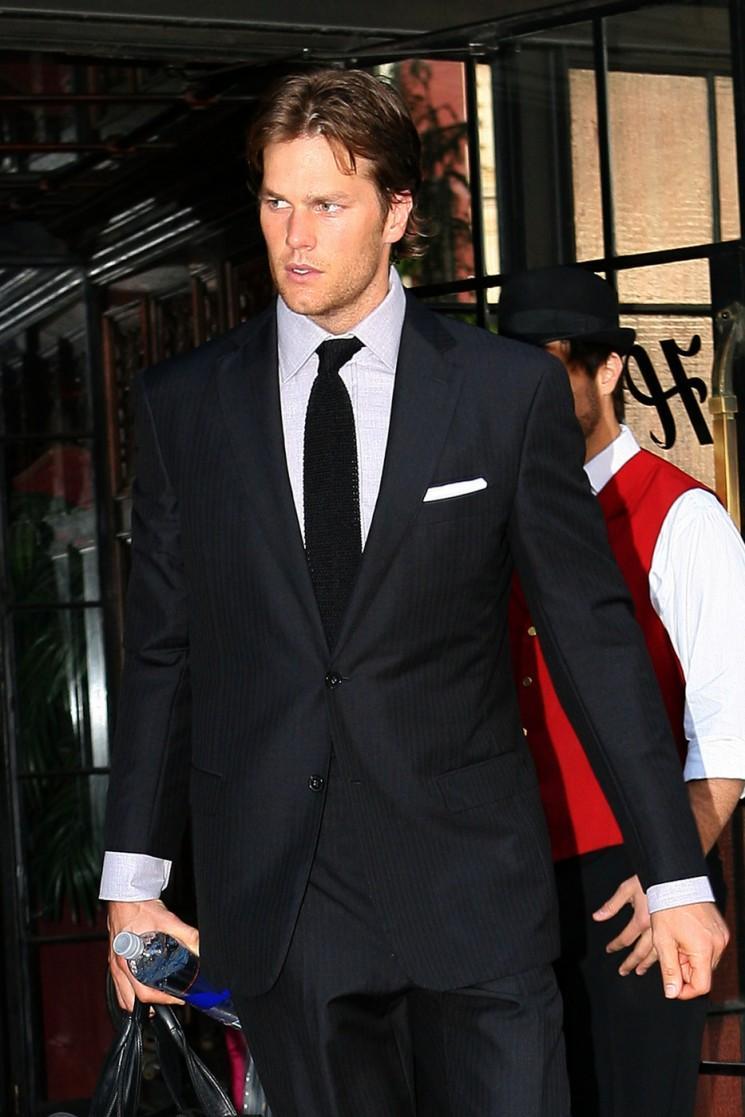 10 choses que vous ne pouvez pas savoir à propos de Tom Brady (Photos)