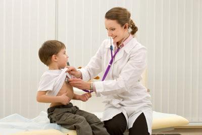Etudier la médecine pédiatrique - de sorte qu'il peut réussir