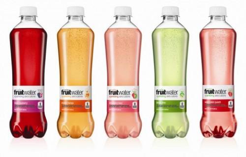 L'article du jour: Fruitwater