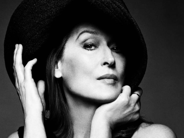 Toutes les raisons nous aimons toujours Meryl Streep