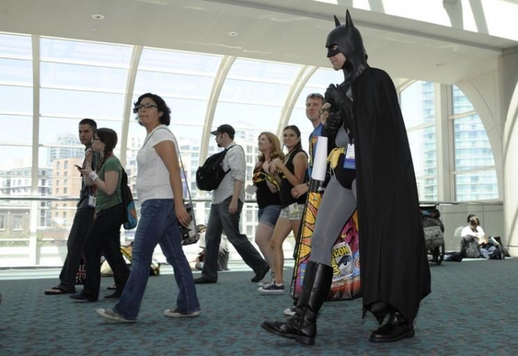Photos de San Diego Comic Con 2011