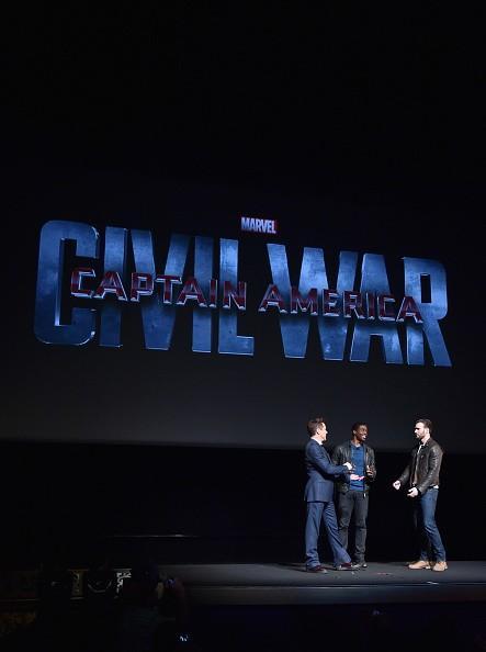 Teasers 'Captain America guerre civile' et 'Star Wars 7' qui sera dévoilée au D23 Expo 2015