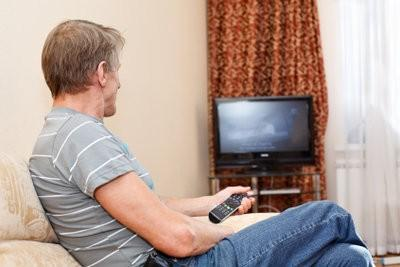 Télévision sans câble d'antenne - il est livré avec TNT