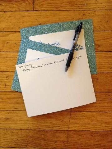 Coudre Mignon: Holiday Cards