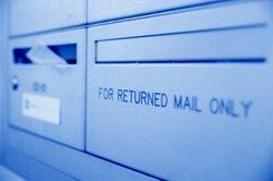 Élimination des déchets dans la boîte aux lettres - de sorte que vous vous protéger contre