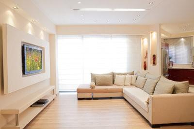 Vivre conception de la salle avec la couleur - de sorte que votre séjour à refroidir salon
