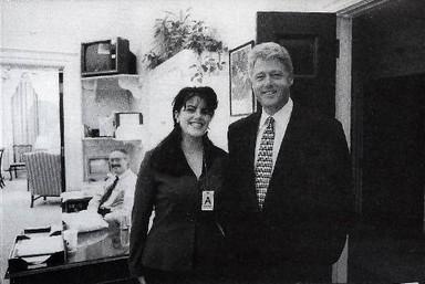 Nouvelles Nostalgie: Parlons Le scandale Lewinsky