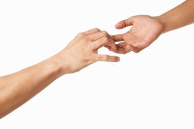 Prononciation interdiction ou le contact après la séparation?  - Donc, vous vous comportez correctement après la fin de la relation