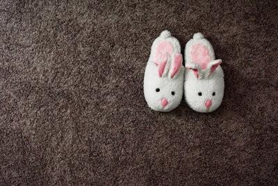 Fancy chaussons Selbermachen - une idée de l'artisanat