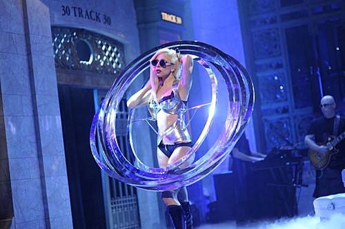 Happy Birthday, Lady Gaga!  Voici à toutes les fois que vous nous a complètement étonné