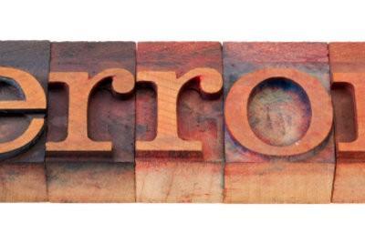 Chameleon Moteur: Message d'erreur lorsque Asus - la manière rapide