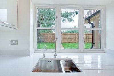 Modernes rideaux de la cuisine de conception - des idées créatives