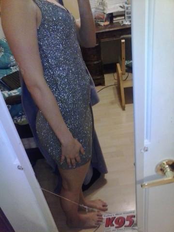 Nouvelles éclair: Cette robe n'a pas causé de pensées impures