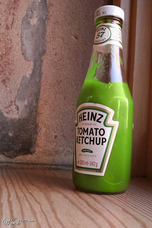 Journée Fun St. Patty en quelques secondes!  Les 10 plus faciles à Aliments teinte verte sont déjà dans votre réfrigérateur