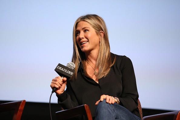 'Cake' Movie 2014 Avec: Jennifer Aniston dit de tournage du film Sans maquillage était «mobiliser»
