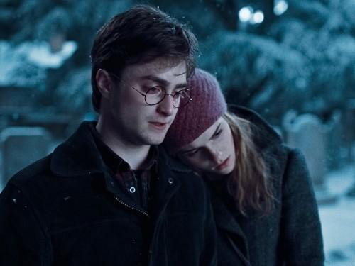 Alors que faire si Hermione fini avec l'Wrong Guy?