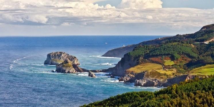 La charmante île de Gaztelugatxe