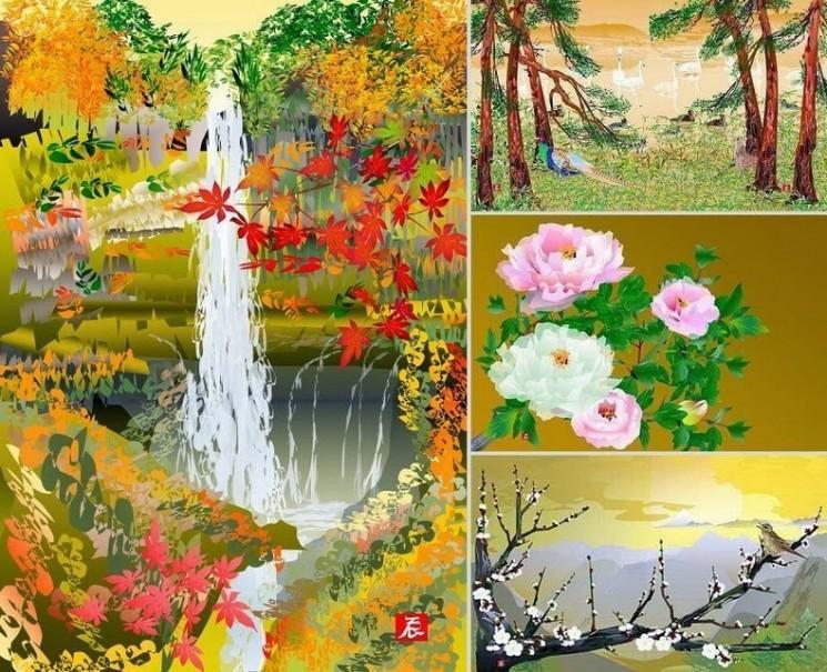 Tatsuo Horiuchi Crée Art incroyable l'aide de Microsoft Excel