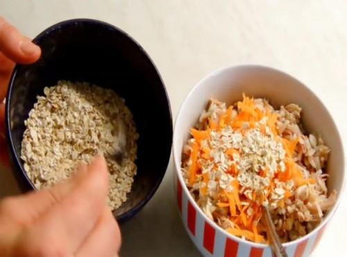 Chien a des problèmes d'estomac - comment préparer des aliments