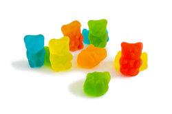 Comment sont les oursons de gélatine?