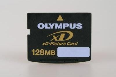 Olympus E 500 Erreur de carte dans la carte XD - donc vous résoudre ce problème