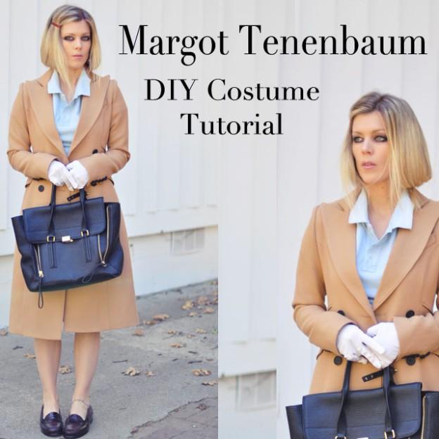 Margot Tenenbaum Halloween Costume DIY