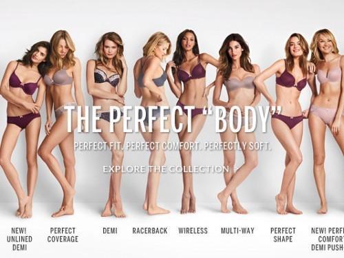 Pourquoi campagne «Perfect Body» de Victoria Secret nous rend triste