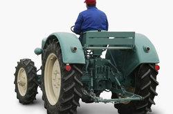 MAN tracteur - Aperçu