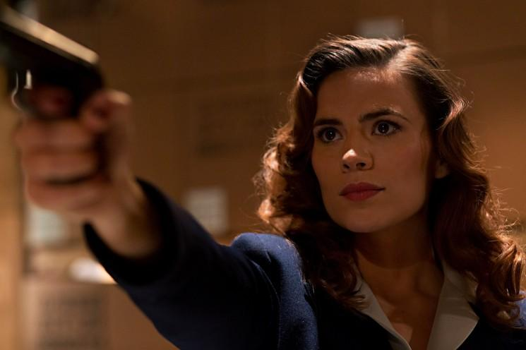 «Agent Carter, 'ABC Et Netflix' Marco Polo 'Release New Trailers