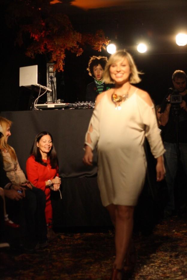 Mon expérience de marche de la piste à la Fashion Week de New York
