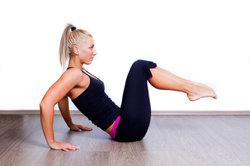 Exercices de sport simples pour perdre du poids - de sorte que vous réduire avec douceur travail-outs votre poids