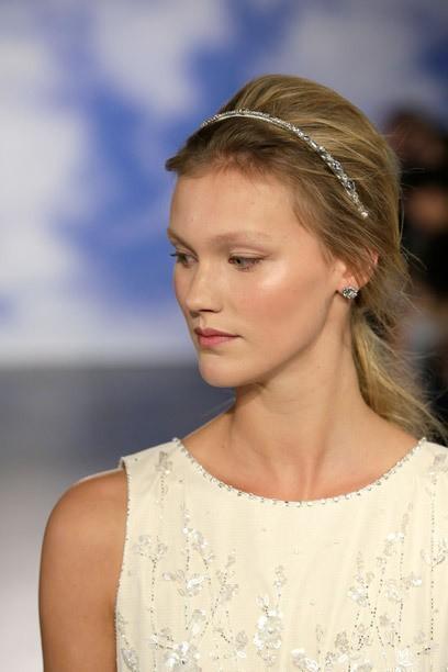 Nuptiale Fashion Week 2014: Comment la parfaite mariée maquillage