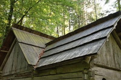 Structures de toit en bois - ils réussissent