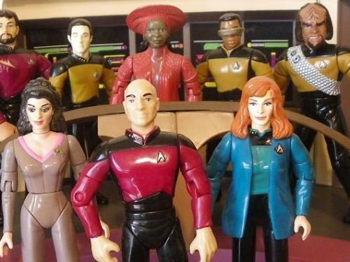 Beam Me Up: le cas pour un Revamped 'Star Trek' (sur le câble!)