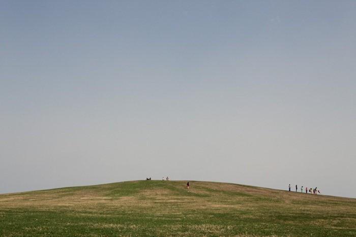 Même Hill, Different Day de Paul Octavious