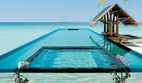 Top 10 des meilleures piscines à débordement dans le monde